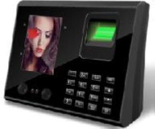 Picture of Attendance Machine - 1000 face.