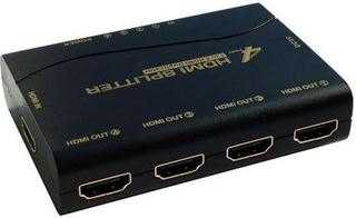 Picture of HDMI Splitter 1 HDMi input --- 4 HDMi outdoor