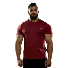 Picture of BURGUNDY FLEXY-FIT T-SHIRT