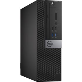 الصورة: Dell OptiPlex 3040 , Core I5-6500 , Ram 4GB , H.D 500GB