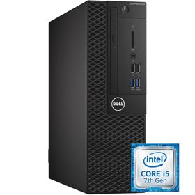 الصورة: Dell OptiPlex 3050 , Core I5-7500 , Ram 4GB , H.D 500GB
