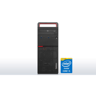 Picture of Lenovo M700 TWR Intel® Core™ i5-6500 Processor (6M Cache, 3.6 GHz) - 4GB DDR4-2400, 1TB 7200 RPM , Keyboard+Mouse
