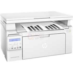 Picture of HP - LaserJet Pro MFP M130nw Wireless -White All-In-One Printer