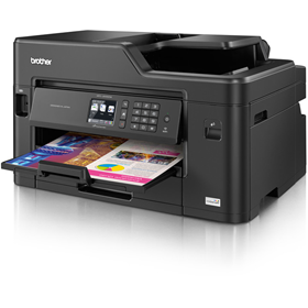 الصورة: Brother MFC-J2330DW InkBenefit (A3) Printer