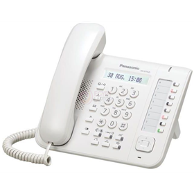 Picture of panasonic kx-dt521x wired phone