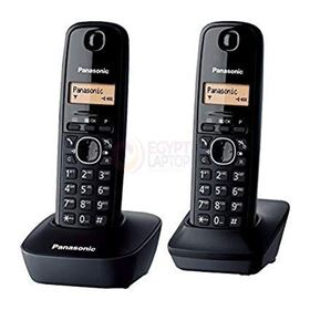 الصورة: panasonic kx-tg1612fxh wireless phone