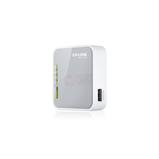 صورة TP-LINK 1 port Portable 3G/4G Wireless N Router / TL-MR3020