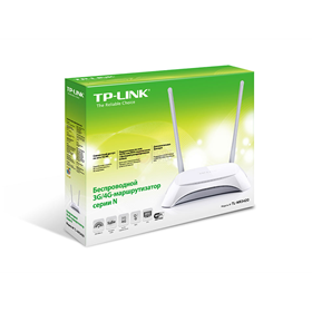 Picture of TP-LINK 3G/4G Wireless N Router USB / TL-MR3420