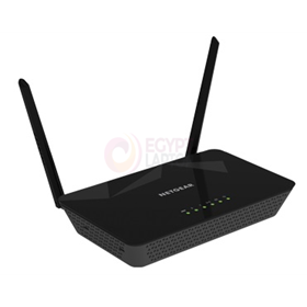 Picture of NETGEAR 2 Ports N300 WiFi DSL Modem Router 2 ANTENNA / D1500