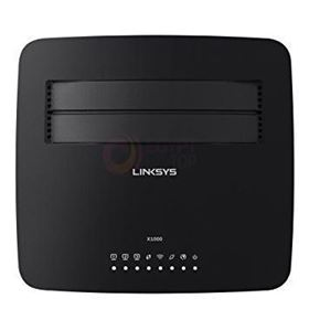 Picture of LINKSYS 3 Ports N300 WIFI ADSL2+ Modem Router / x1000
