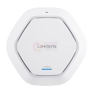 Picture of Linksys N600 Business PoE Access Point Wireless WiFi Dual Band 2.4 + 5GHz / LAPN600