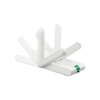 Picture of TP-Link 300M High-Gain Wireless USB Adapter, Atheros chipset, 2 Fixed Antenna / TL-WN822N