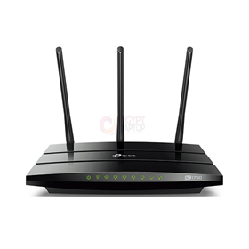 Picture of TP LINK 4 Port AC1750 Wireless Dual Band Gigabit Router / Archer C7