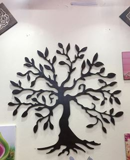 Picture of Wood Tree Size 85 * 85