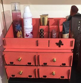 Picture of Makeup Organizer