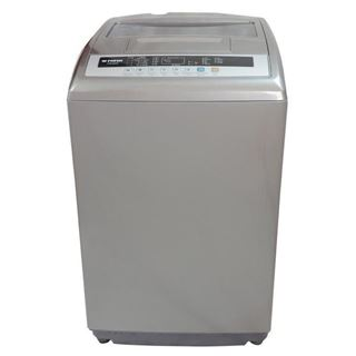 Picture of Fresh washing machine Top load 10 kg - Silver