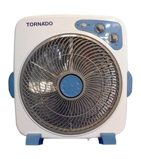 Picture of Tornado B-BXT-35 Box Fan 14 Inch 4 Plastic Blades