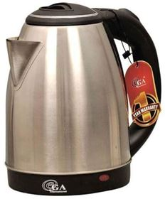 Picture of 1.8 liter stainless steel kettle - silver color