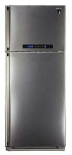 Picture of Sharp SJ-PC58A(ST) Refrigerator Stainless 2 Door- 18 Feet