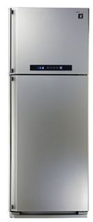 Picture of Sharp SJ-PC58A(SL) Refrigerator Digital 2 Door- Silver, 450L