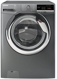Picture of HOOVER Washing Machine 8 Kg Fully Automatic in Silver color