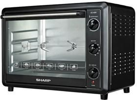 Picture of Sharp 2000 Watt Electric Oven with 60 Liter Grill and EO-60K-2 Fan
