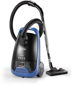 Picture of TOSHIBA VC-EA1600B Vacuum Cleaner with Curtain Brush, 1600 Watt, Blue
