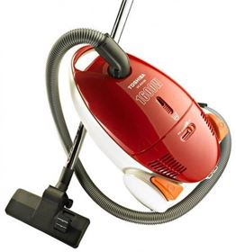 Picture of Toshiba VC-EA100 Vacuum Cleaner, Red
