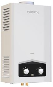 Picture of Tornado Gas Tankless Water Heater 10 Liter - GHM-C10BNE-W