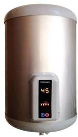 Picture of Tornado Electric Water Heater 35 Litre Digital in Silver Color
