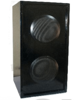 Picture of Speaker Wood Box 12 watt SKYWAY