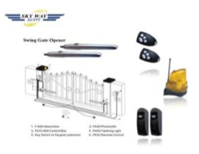 Picture of Swing garage gate - 500 K.g